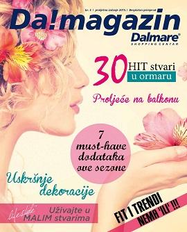 Dalmare magazin proljeće