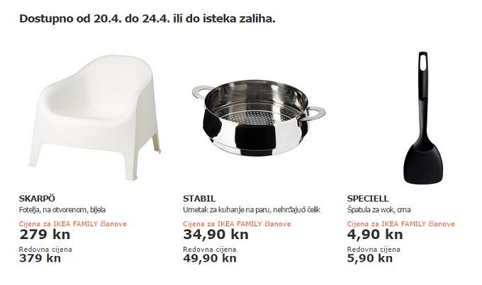 Ikea akcija
