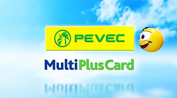 Pevec MultiPlusCard bodovi