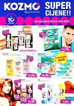 Kozmo katalog