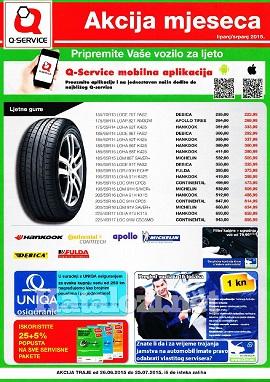 Q service katalog