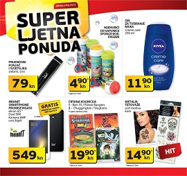 Tisak shopping lista ljeto