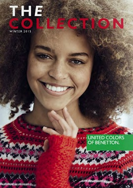 Benetton katalog zima