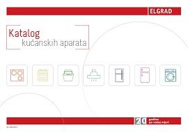 Elgrad katalog kućanski aparati
