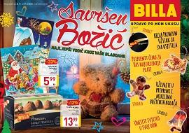 Billa katalog Božić