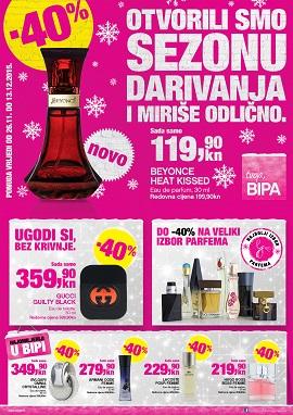 Bipa katalog parfemi