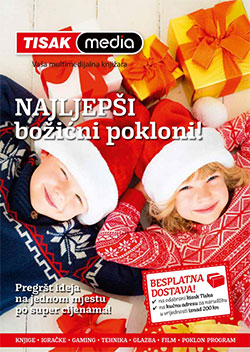Tisak media katalog Bozić