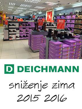 Deichmann sniženje zima 2015 2016