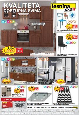 Lesnina katalog drvene kuhinje