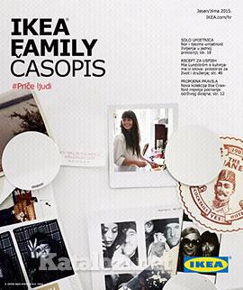 IKEA katalog Family
