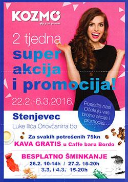 kozmo Stenjevec Zagreb kuponi