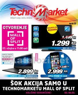 Technomarket katalog Split