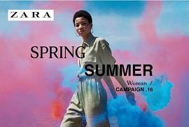 Zara katalog proljeće ljeto