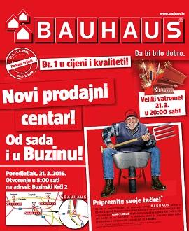 Bauhaus katalog Buzin