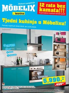 Mobelix katalog kuhinje