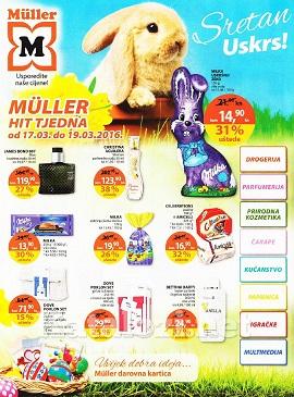 Muller katalog Uskrs