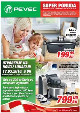 Pevec katalog Osijek