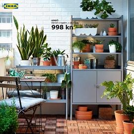 Ikea katalog Vrtni balkonski namještaj