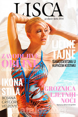 Lisca katalog ljeto 2016