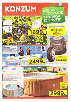 Konzum katalog ljeto