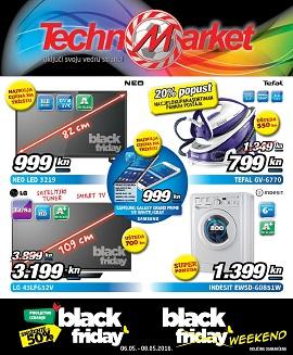 Technomarket katalog black friday