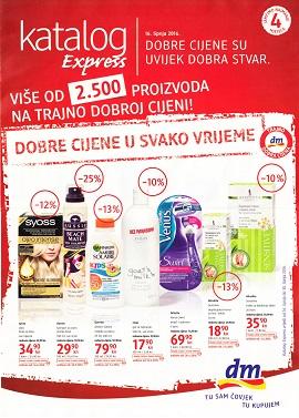 dm katalog express