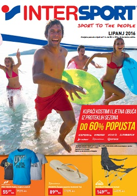 Intersport katalog ljeto