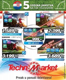 Technomarket katalog televizori