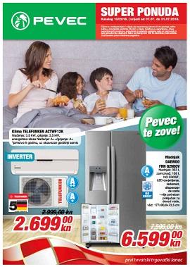 Pevec katalog Rijeka