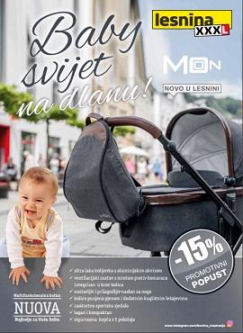Lesnina katalog baby svijet