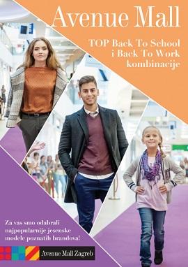 Avenue Mall katalog