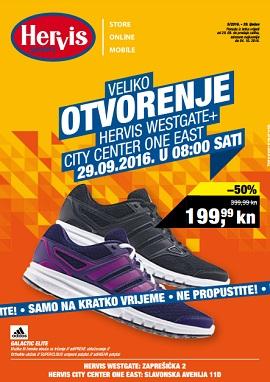 Hervis katalog Zagreb