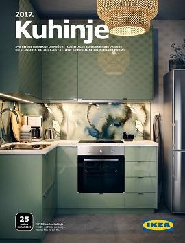 Ikea katalog kuhinje