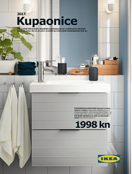 ikea katalog kupaonice 2017. Black Bedroom Furniture Sets. Home Design Ideas