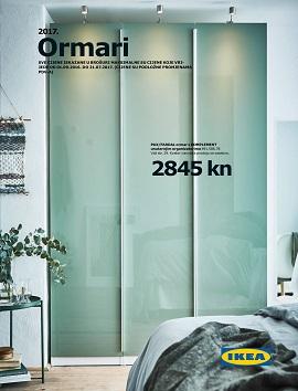 IKEA katalog ormari