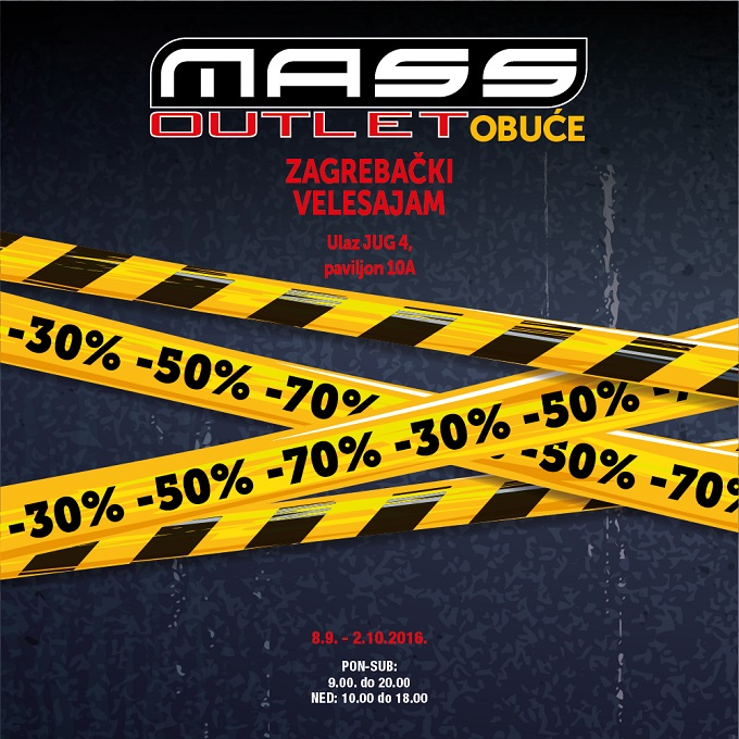 Mass outlet Velesajam