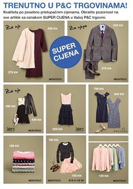 Peek & Cloppenburg katalog