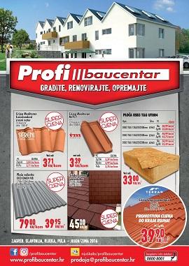Profi Baucentar katalog jesen zima