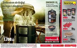 Lesnina katalog pečenje i dimljenje