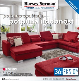Harvey Norman katalog prosinac