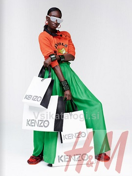 h m katalog kenzo. Black Bedroom Furniture Sets. Home Design Ideas