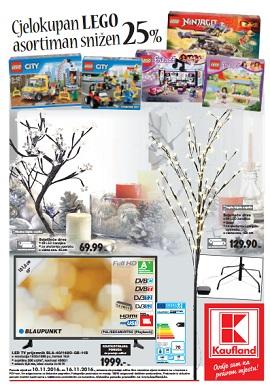 Kaufland katalog Ususret Božiću