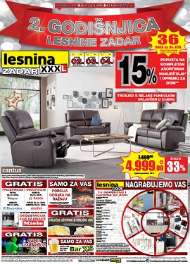 Lesnina katalog Zadar