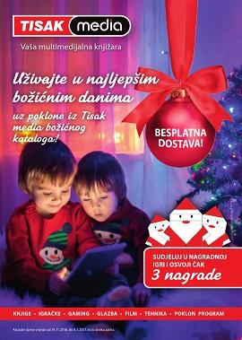 Tisak media katalog Božić 2016