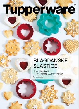 Tupperware katalog Blagdanske slastice