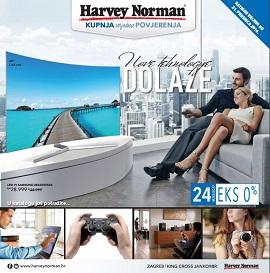 Harvey Norman katalog nove tehnologije