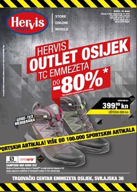 Hervis katalog Osijek