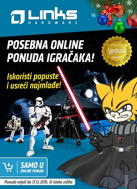 Links katalog igračke