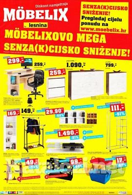 Mobelix katalog sniženje