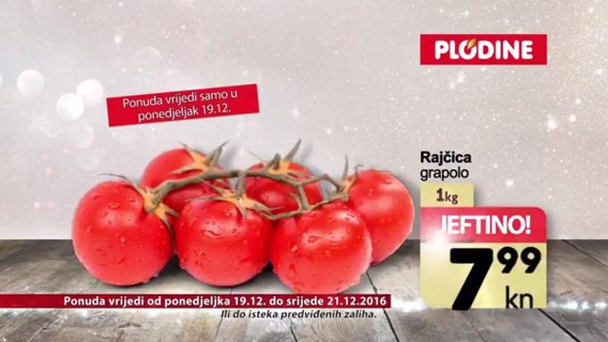 Plodine akcija rajčica